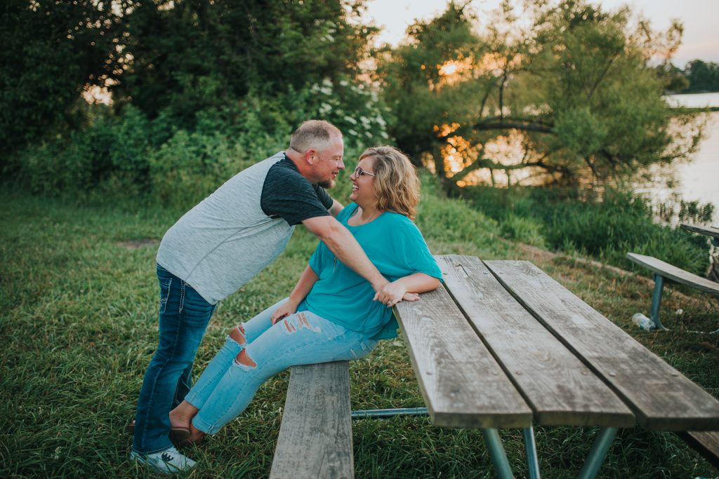 kokomo indiana engagement photographer