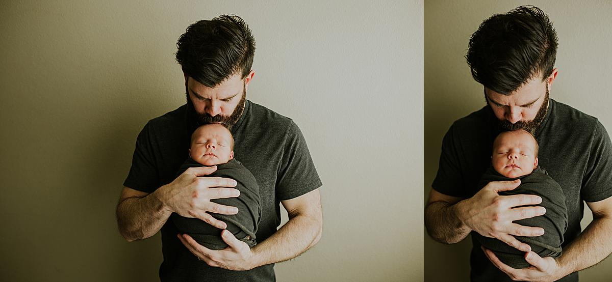 Lafayette indiana newborn photographer