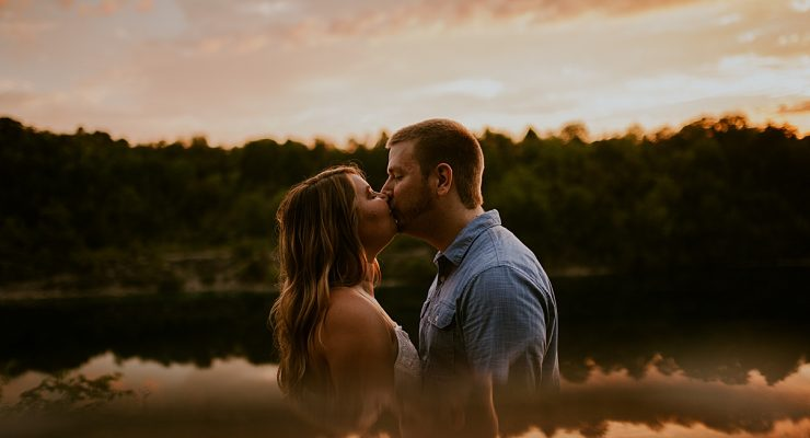 Logansport Indiana Engagement Photographer