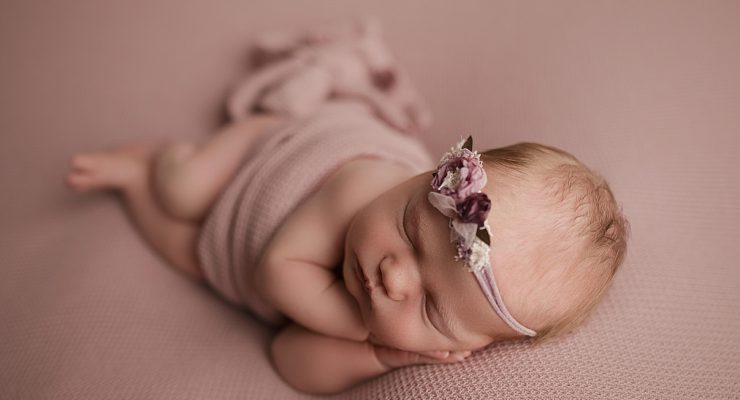 Kokomo Indiana Studio Newborn Photography